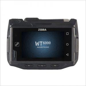 Zebra WT6000 Giyilebilir Terminal